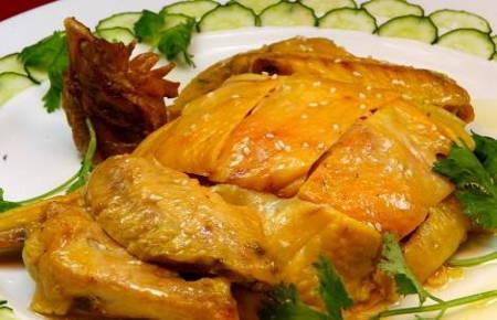 梅州鹽焗雞
